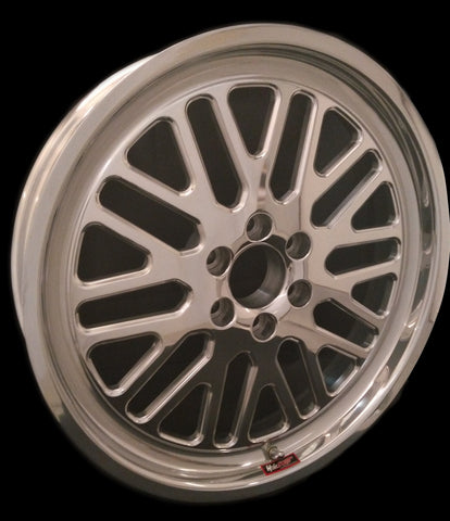 "17"" x 4"" Apex 1-PC Wheel"