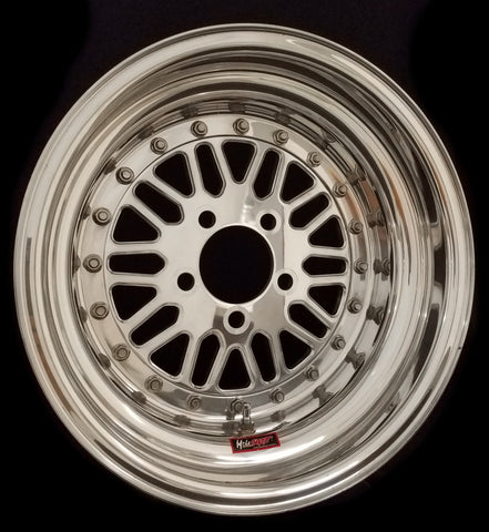 "16"" Apex 3-PC Wheel"