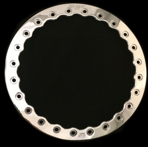 "13"" HS-3 Beadlock Outer Ring Only (Polished or anodized)"