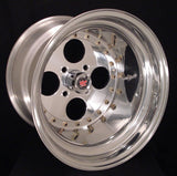 "15"" Holepro2 4 Lug 3-PC Wheel"
