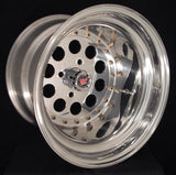 "15"" Holepro 4 Lug 3-PC Wheel"