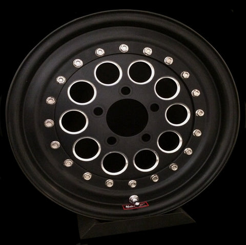 "16"" Holepro Signature Series 3-PC Wheel"