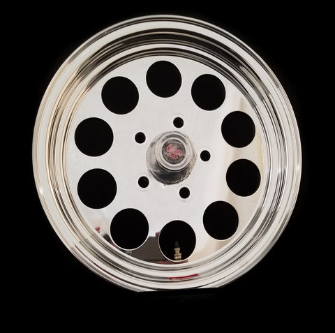 "15"" x 3.5"" Holepro 1-PC wheel"