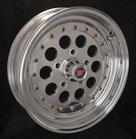 "15"" Holepro 3-PC Wheel"
