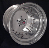 "15"" Solid 3-PC Wheel"