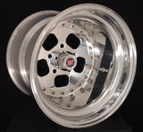 "16"" Hot Rodder 3-PC Wheel"