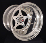 "16"" Polaris 3-PC Wheel"