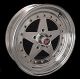 "16"" Holestar 3-PC Wheel"