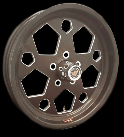 "17"" x 4"" Pentastar 1-PC Wheel"
