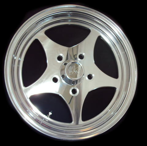 "15"" x 3.5"" Polaris 1-PC wheel"