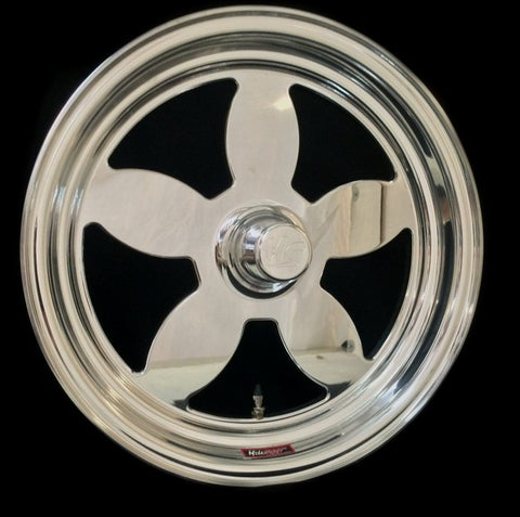 "15"" x 3.5"" Power 1-PC Spindle Mount Wheel"