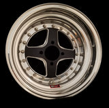 "15"" R3 4-Lug 3-PC Wheel"