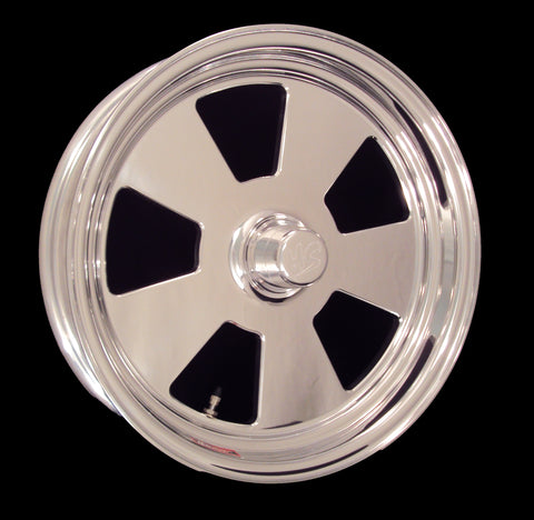 "15"" x 3.5"" Sunflare 1-PC Spindle Mount Wheel"