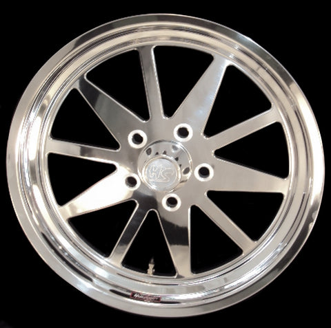 "15"" x 3.5"" Superstar 1-PC wheel"