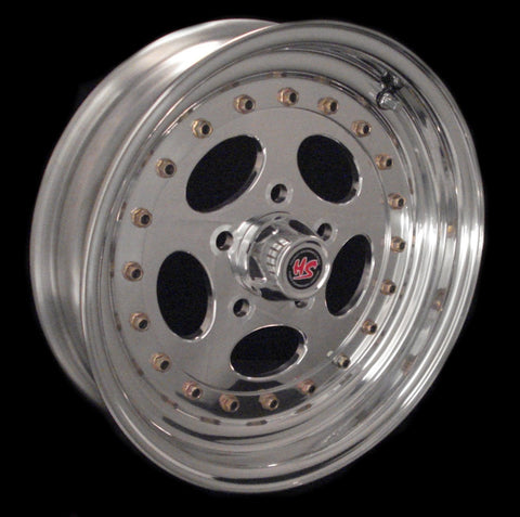 "15"" Force 3-PC Wheel"