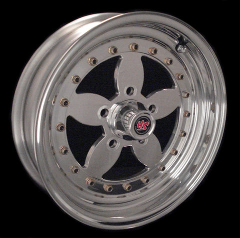 "15"" Power 3-PC Wheel"