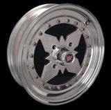 "15"" Rage 4 Lug 3-PC Wheel"