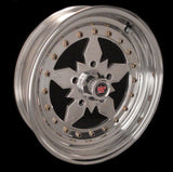 "15"" Rage 3-PC Wheel"