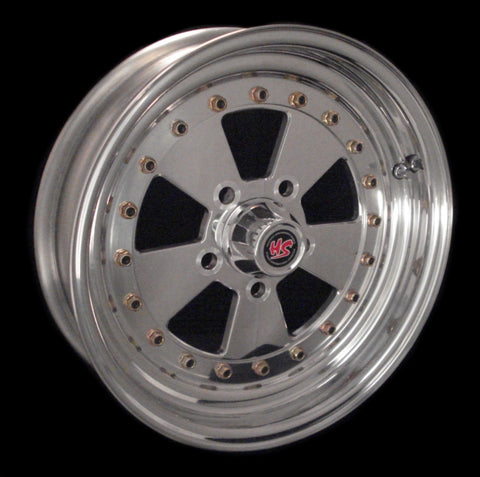 "15"" Sunflare 3-PC Wheel"