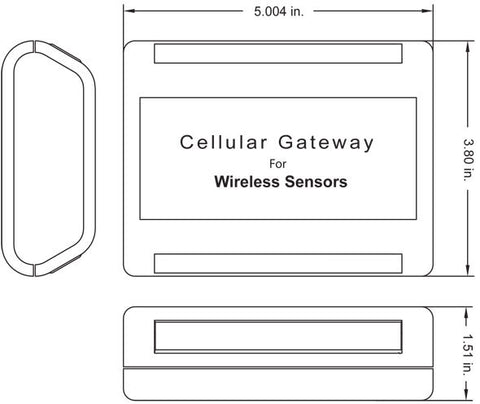 Itokii Wireless Cellular Gateway
