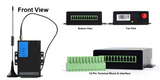 Itokii INDUSTRIAL GPRS IP MODEM with I/O ports