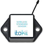 Itokii WIRELESS ACCELEROMETER - G-FORCE SNAPSHOT - COMMERCIAL COIN CELL POWERED