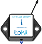 Itokii 900Mhz WIRELESS TEMPERATURE SENSOR - COMMERCIAL COIN CELL POWERED