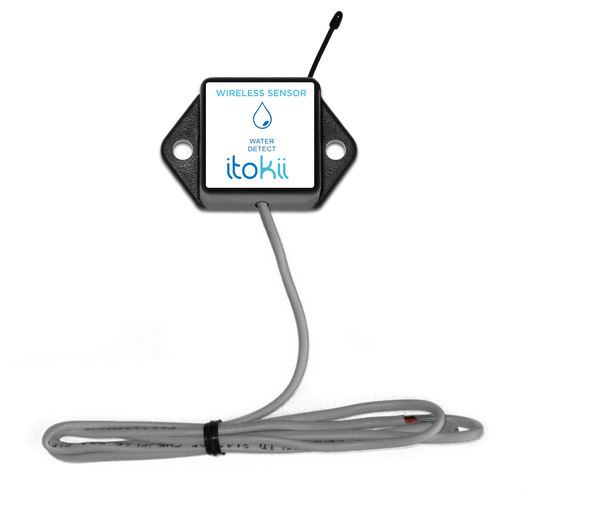 Itokii PRO WIRELESS WATER TEMPERATURE SENSOR - COIN CELL POWERED