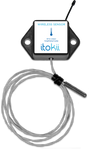 Itokii WIRELESS TEMPERATURE SENSOR - COMMERCIAL COIN CELL POWERED 3 Foot Probe