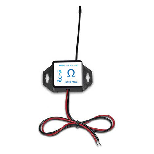 Itokii 900Mhz WIRELESS RESISTANCE SENSORS - COIN CELL POWERED