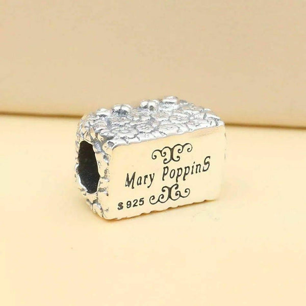 925 Silver Disney Mary Poppins Umbrella Pandora Charm