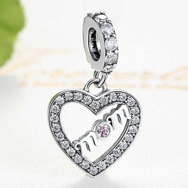 Mother Mom Pandora Silver 925 Charm