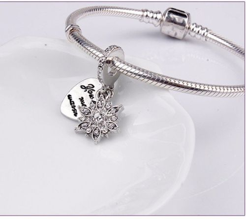 Cheap pandora fit love charm