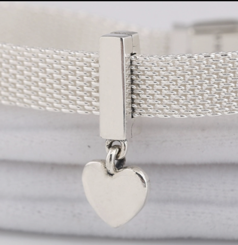 Pandora Reflexions Floating Hearts Clip Charm