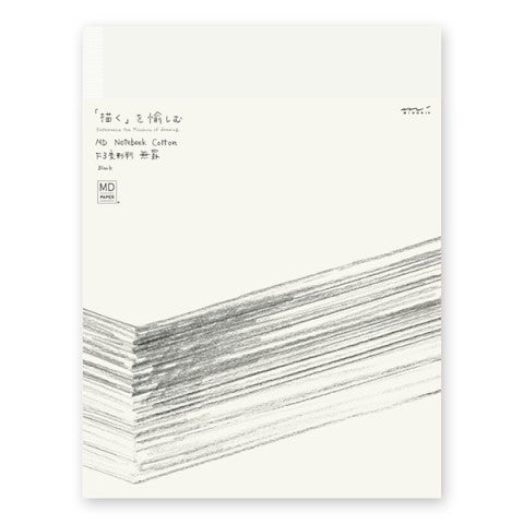 Cotton Notebook F3