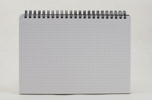 A5 Notebook - Grid