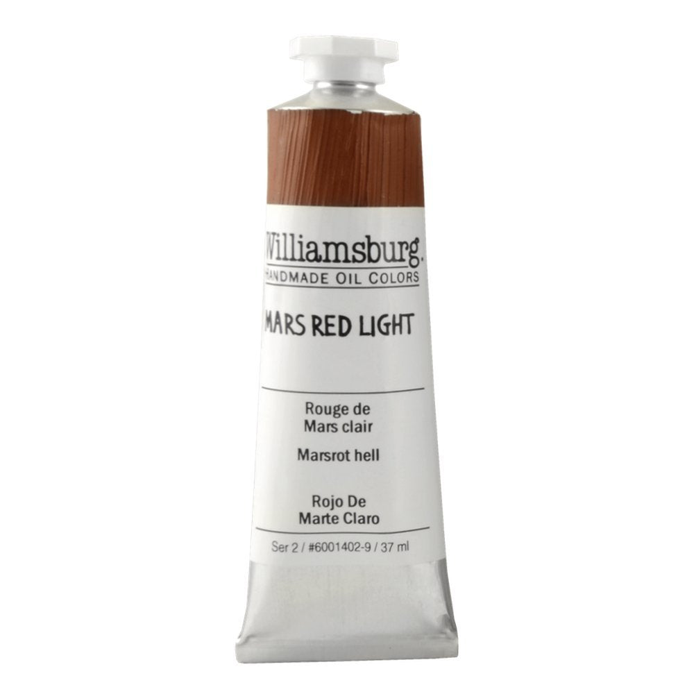 Mars Red Light 37ml - Williamsburg Paint