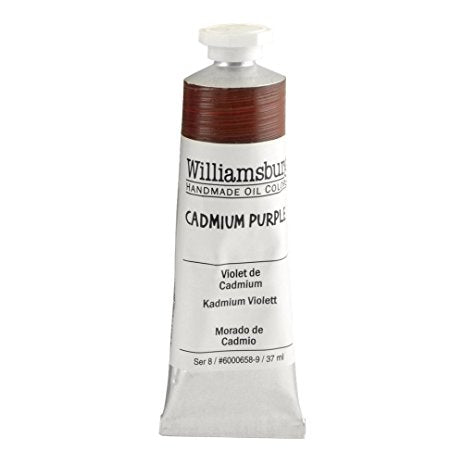 Cadmium Purple 37ml - Williamsburg Paint