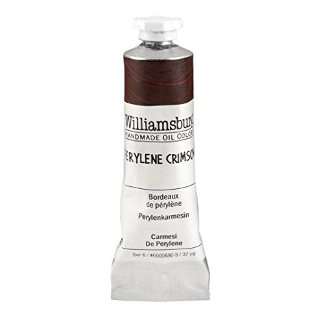 Perylene Crimson 37ml - Williamsburg Paint
