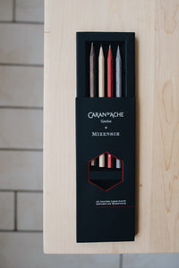 Scented Pencils - The Pencils of La Maison No. 9