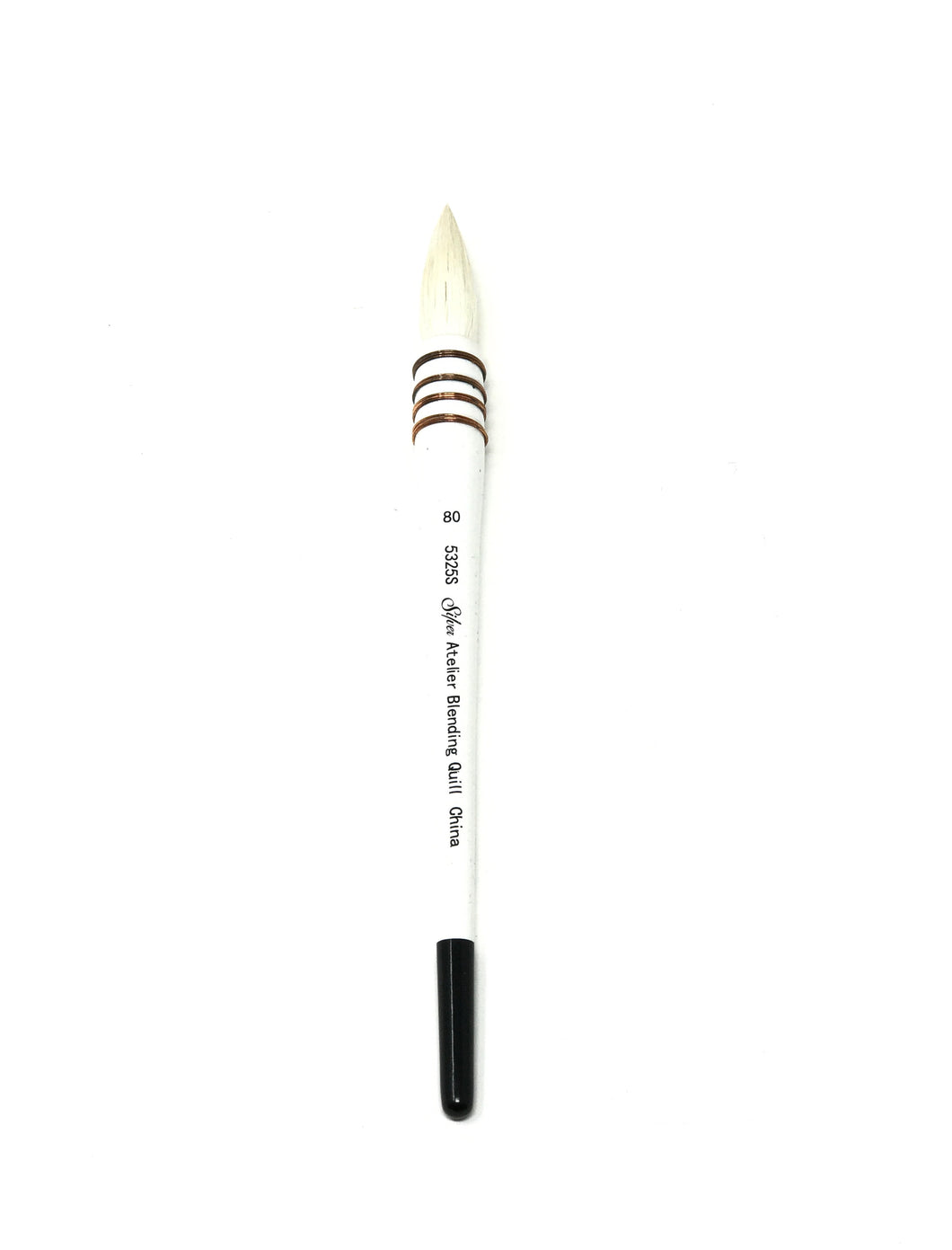 Blending Quill Size 80 - Oil, Acrylic, and Watercolor Brush Series 5325S