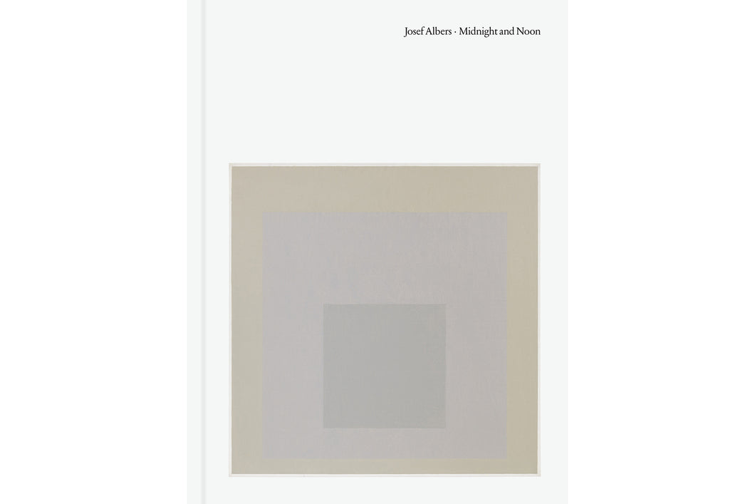 Midnight And Noon - Josef Albers