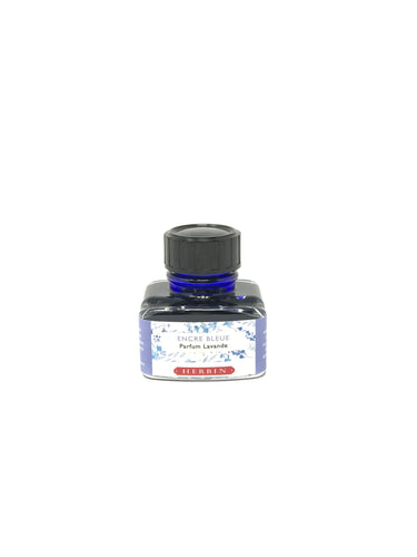 Blue Lavender Scented Ink