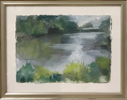 North Pond : Plein Air
