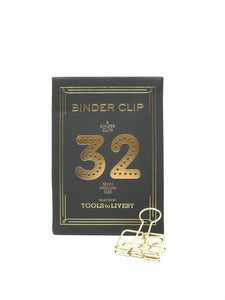 Binder Clips 32mm