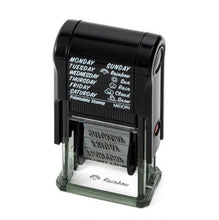 Paintable Self-Inking Stamp- Day and Weather