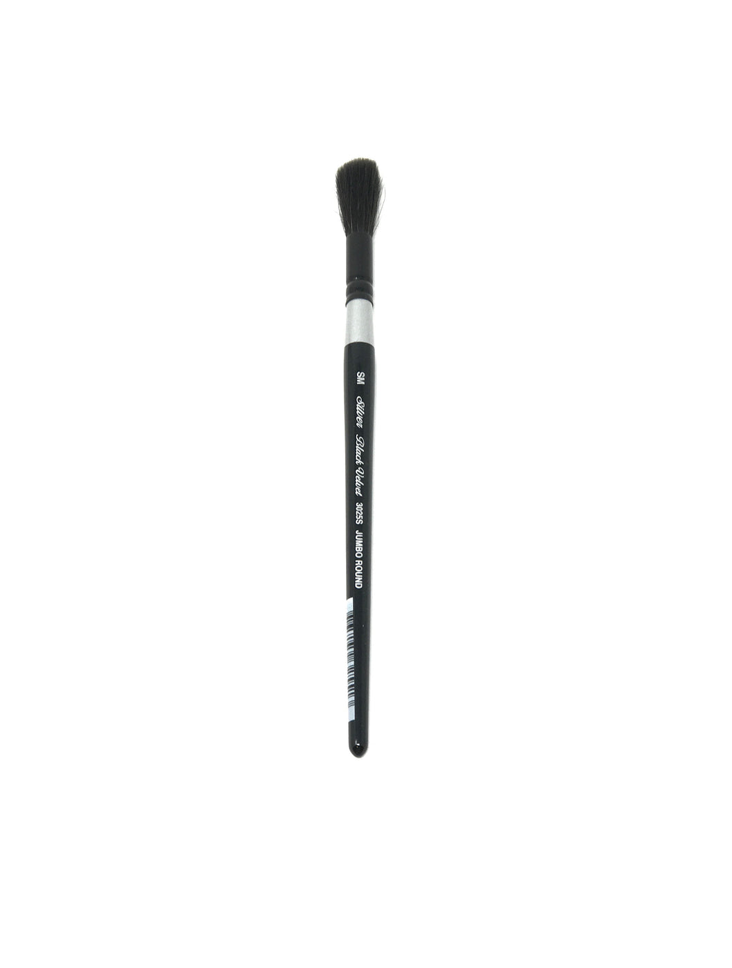 Black Velvet Size S Jumbo Round - Watercolor Brushes S3025S