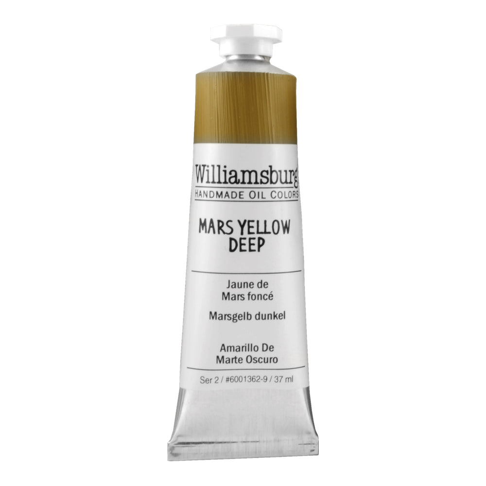 Mars Yellow Deep 37ml - Williamsburg Paint