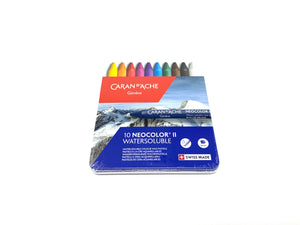 Neocolor II Watersoluble Wax Pastel Sets