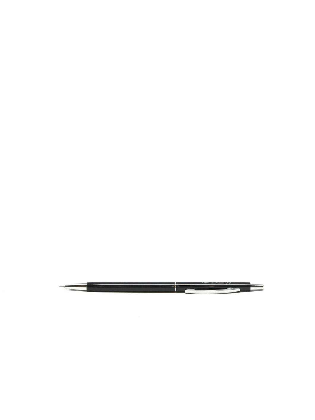 Ohto Black Slim Line .3 mm Ballpoint